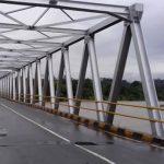 Jembatan S. Dampan dan S Banua Kab. Luwu